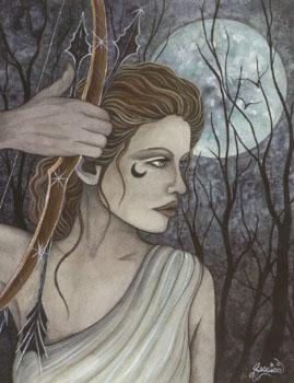 Les dieux de Quelque Part Artemis222