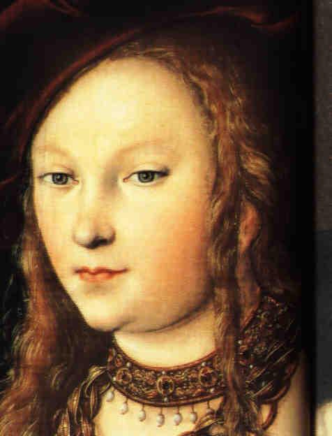 maquillage femme au moyen age